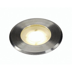SLV 228412 DASAR FLAT 230V LED Recessed Ground spot 43W LED Warm White
