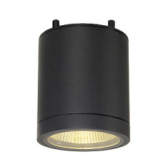 SLV 228505 ENOLA C OUT CL ceiling lamp anthracite 9W LED 3000K