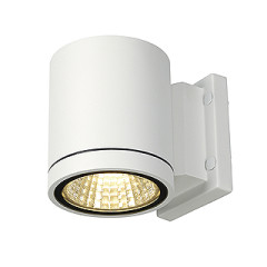 SLV 228511 ENOLA C OUT WL wall lamp White 9W LED 3000K