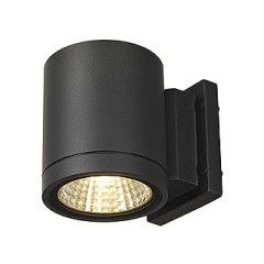 SLV 228515 ENOLA C OUT WL wall lamp anthracite 9W LED 3000K