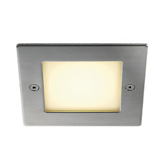 SLV 230132 FRAME Outdoor 16 LED Square stainless steel WarmWhite
