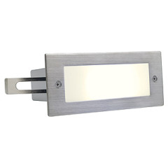 SLV 230231 Brick White 16 with high grade steel cover 304