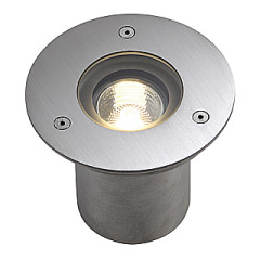 SLV 230910 Nautic Pro GU10 Recessed Ground lighting 316 and Glass