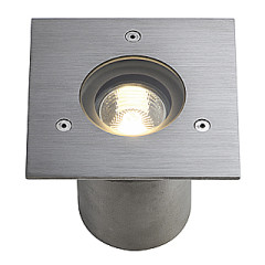 SLV 230914 Nautic Pro GU10 Recessed Ground lighting 316 and Glass