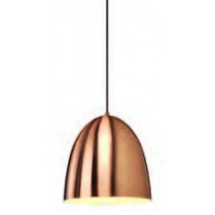 SLV 1001968 Para Cone 14 Brass/White Track Light Fitting, Requires GU10 LED Lamp