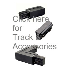 SLV EUTRAC-003-Black-GP A - Track Parts - Black EUTRAC-003-Black-GP