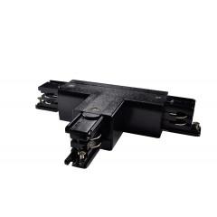 Powergear PRO-0436-L1-B T Connector Left 1 Black