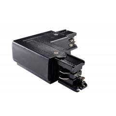 Powergear PRO-0435-R-B Earth Right L Connector Black