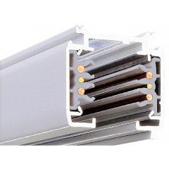 Powergear PRO-0610-W Dali Multi Circuit Track White 1m