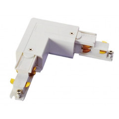 Powergear PRO-D635-R-W Earth Right L Connector White
