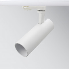 Tube 12W 850lm 3000K Matt White with White insert Dimmable