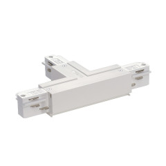 SLV 1001519 EUTRAC T-Connector . Right White