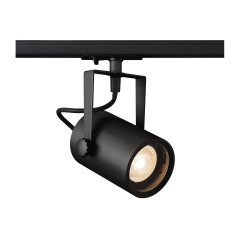 SLV 1001861 Euro Spot Light Black, Dimmable, Requires GU10 LED