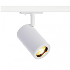 SLV 1002111 Enola B Track White Dimmable, requires GU10 LED