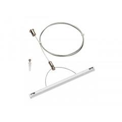 SLV 1002698 Suspension set 2m White