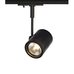 SLV 143440 Bima I Spot Light Black Dimmable, requires GU10 LED