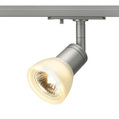 SLV 143454 PURIA SPOT Silver Grey GU10 max 50W dimmable