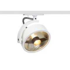 SLV 143541 KALU Spot Light White Dimmable, requires ES111 LED