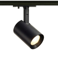 SLV 143570 Debasto Black 8W LED 3000K, 360lm, Dimmable