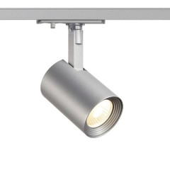 SLV 143574 Debasto Silver Grey 8W LED 3000K, 360lm, Dimmable