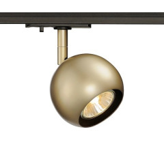SLV 144013 Light Eye 90 Soft Gold Spot Light Dimmable, requires GU10 LED