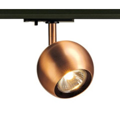 SLV 144019 Light Eye 90 Copper Spot Light Dimmable, requires GU10 LED