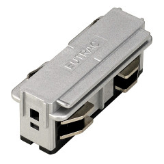 SLV 145564 EUTRAC Connector Electrical Silver Grey