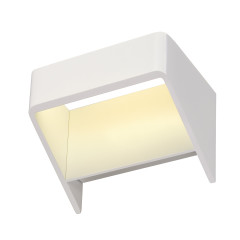 SLV 151471 DACU SPACE wall lamp White with Warm White LED