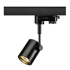 SLV 152240 BIMA I lamp head Black, Dimmable, Requires GU10 LED
