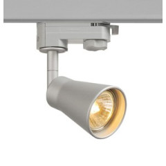 SLV 152644 Avo Silver, Dimmable, Requires GU10 LED