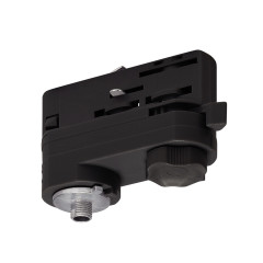 SLV 175200 track adapter Black incl. mounting accessory