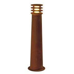 SLV 233417 rusted iron 8.6W COB LED 3000K IP55
