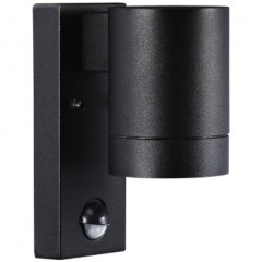 Nordlux 21502103 Tin Maxi Single Black Sensor Wall