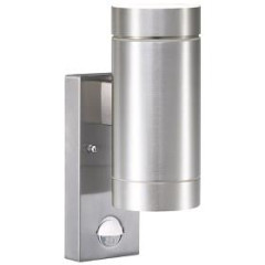 Nordlux 21512129 Tin Maxi Double Aluminium Sensor Wall