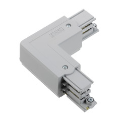 Global XTS34-A Global Corner Connector Grey