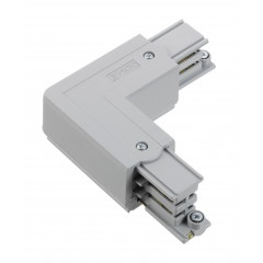 Global XTS35-A Global Corner Connector Grey (Outside Earth)