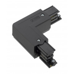 Global XTS35-N Global Corner Connector Black (Outside Earth)