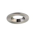 Brushed Steel Bezel for GLA075 Downlights