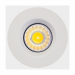 3 in 1 Emergency LED Fire Rated Downlight White Bezel 3000K/4000K/5000K Switchable