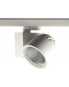 Kone Multi Circuit LED Track Spot White CRI90 1100lm - 4000lm available