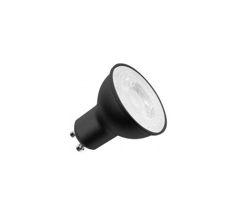LED GU10 7.2W Dimmable Black