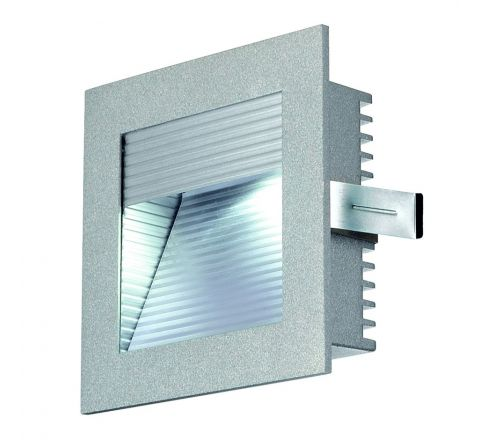SLV 111290 FRAME CURVE LED 4000k Recessed Silver Grey, requires 350ma driver