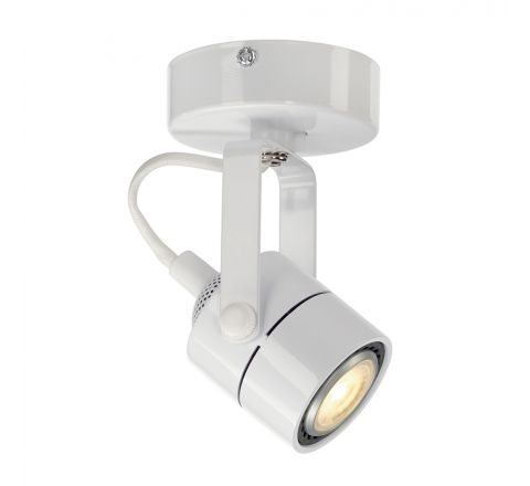 SLV 132021 Spot 79 White, dimmable, requires GU10 lamp