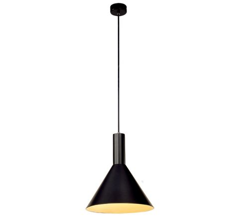 SLV 133310 Phelia 25 Black, dimmable, requires E27 lamp