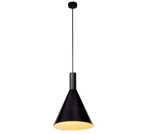 SLV 133320 Phelia 30 Black, dimmable, requires E27 lamp