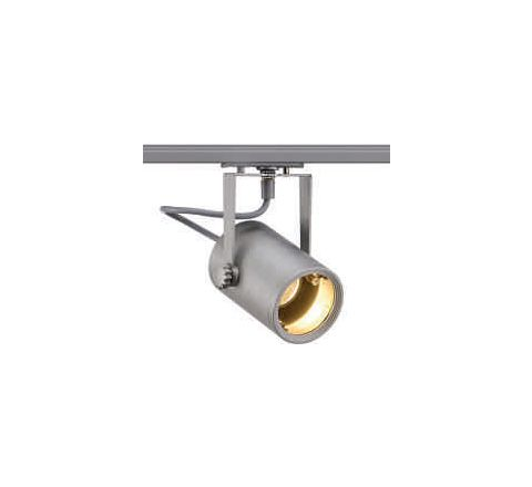 Euro Spot Light Silver Grey, Dimmable, Requires GU10 LED