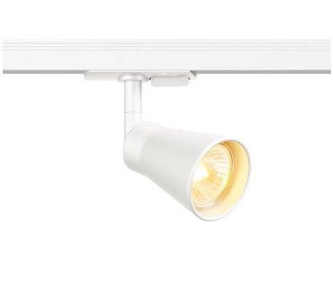 SLV 144201 AVO Spot Light White Dimmable, requires GU10 LED