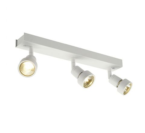 SLV 147381 PURI 3 ceiling luminaire Matt White, dimmable, requires GU10 lamp3