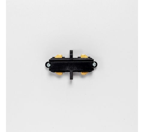 MLS 710020 Straight Connector Black for Single Circuit Track