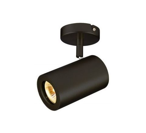 SLV 152010 Enola B Black, dimmable, requires GU10 lamp